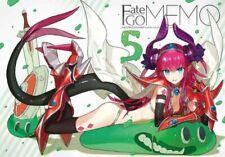 WADA ARCO  RCOWADA Fate Grand Order FGO Color Fan Art Book Fate GOMEMO5 Air