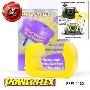 PFF1-1130 Powerflex Uppr Gearbox Mount Insert Petrol Alfa Romeo MiTo (2008-2018)