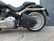 Harley Davidson Schwingentasche Odin Black schwarz fatbob ab 2018 neues Modell