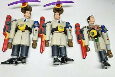 3 Inspector Gadget 1999 Disney McDonalds Promotion 14 action Figures 2 Complete