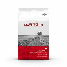 Diamond Naturals Adult Real Meat Recipe Premium Dry Dog Food With Real