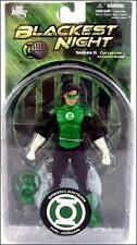 "Blackest Night Series 6 Green Lantern Hal Jordan 6"" Action Figure DC Direct Toys"