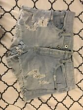 Bardot Denim Shorts 9
