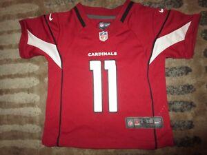 Larry Fitzgerald #11 Arizona Cardinals NFL Nike Jersey Toddler 2T