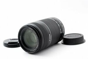 Canon EF-S 55-250mm f/4-5.6 IS II Zoom Lens Excellent From Japan Tested #8679