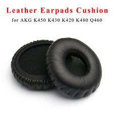 Replacement Leather Ear Pads Cushion for AKG K450 K430 K420 K480 Q460 Headphone