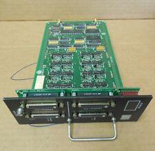 Fisher Rosemount DCU I/O Module DH6011X1-DA1 47A8968X012 Rev D Used