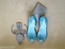 Disney Store Exclusive Frozen Princess Elsa Shoes Size 7-8 NEW