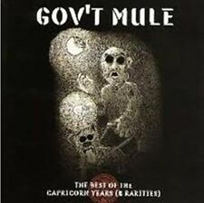 The Best of the Capricorn Years by Gov't Mule (CD, Nov-2012, 2 Discs, Floating World)
