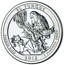 2012 EL YUNQUE NATIONAL FOREST P&D SET ***IN STOCK***