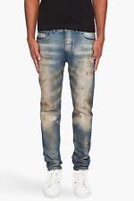DIESEL BLACK GOLD Superbia Jeans BG80L W33 100% AUTENTICO