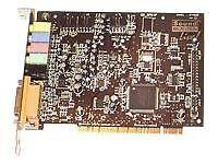 2 Creative Sound Blaster Live! PCI (CT4830) Sound Cards