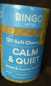 """BINGO""Pet Co Hemp Anxiety & Stress Support"