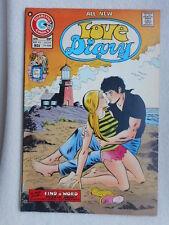 LOVE DIARY VOL 2 CHARLTON COMICS N°90 1974 VO TBE / FINE