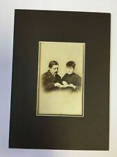 Cdv Carte D Visite Picture Framing Mats for antique cards archival choose size
