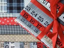 Quilting Fat Quarters, Bundles Unbranded Geometric Fabric