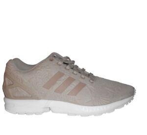 adidas ZX FLUX Womens Trainer Running Shoe Vapgre Size 4.5 6.5 7.5 Run RRP £85/-