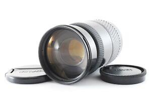 Leer Minolta Af Apo Tele Zoom 100-400mm F/4.5-6.7 Objetivo Para sony Probado #