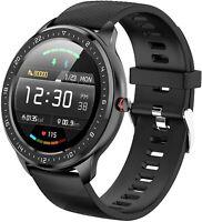 【Fitness smart Watch】- Bluetooth Touch Screen Fitness Tracker Smartwatch...