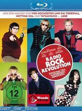 RADIO ROCK REVOLUTION (Philip Seymour Hoffman, Nick Frost) Blu-ray Disc NEU+OVP