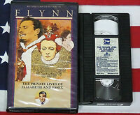 The Private Lives of Elizabeth and Essex (VHS, 1939) Bette Davis, Errol Flynn