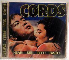 Hear! See! Feel! Taste! * by Cords (CD, Mar-1994, Emperor Norton) New/Sealed