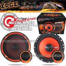 "Edge Audio ED306-E2 6.5"" inch 165mm 240w Car Door Component Speakers System Set"