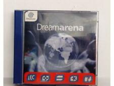 DREAM ARENA - DREAM ON COLLECTION 2 - SEGA DREAMCAST - CD - (EX/NM - EX/NM)