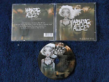 HASHTAG ALICE # - It Is What It Is, CD Album 2011, LiYon Music Records, LMR#01