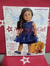 American Girl Ultimate Visual Guide Expanded Edition Book Hardcover BRAND NEW!