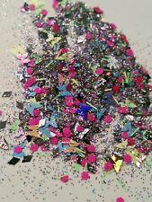 RAW Butterfly Glitter Mix - 1tsp - Acrylic/Gel Nails