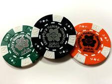 Murphy's and Dublin Harley-Davidson Pokerchips Assortment