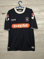 Luton Town Jersey 2012 2013 Away SMALL Shirt Soccer Football Fila