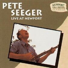 Pete Seeger - Live at Newport [New CD] UK - Import
