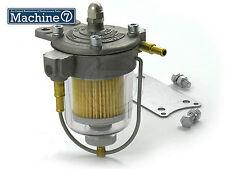 Filter King Fuel Petrol Pressure Regulator 67mm Glass Bowl 1 - 4.5 Psi VW Bug