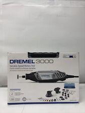 Dremel 3000-2/28 Corded 28pc Multipurpose Variable-Speed Rotary Tool Kit