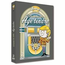 VARIOUS, AGE TENDRE, LA TOURNEE DES IDOLES, BEST OF 2006-2009, 2 DVD (NEW)