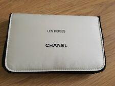 Chanel RARE  MAKEUP BAG les beiges