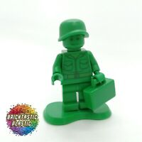 LEGO - Toy Story - Green Army Man - Plain - mini figure - 7595