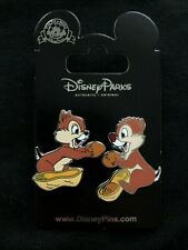 Disney Parks Pin Trading Chip N Dale sharing Nuts