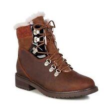 EMU Women's Primrose Sands Waterproof Boot W11583 NEW IN BOX Oak Color Size 6