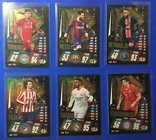 MATCH ATTAX CHAMPIONS LEAGUE 2020/21 UK EDITION. LIMITED EDITION - To Choose -.
