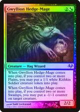 Gwyllion Hedge-Mage FOIL Eventide NM White Black Uncommon MAGIC CARD ABUGames