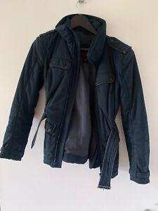 Belstaff Navy Spring Jacket Womens Size 38