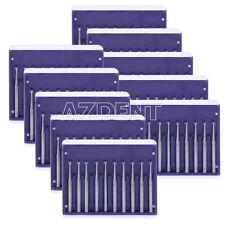 100pcs - 10 Kits Dental Tungsten Carbide Burs FG3 For High Speed Handpiece Sale