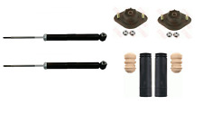 BMW 3 SERIES E46 E36 Rear Shock Absorbers Shockers Bump Stop Dust Cover Kit