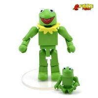 The Muppets Minimates Series 1 Kermit the Frog