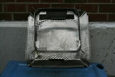 "Stainless Steel Chimney Cap 13"" x 13"" for Square Chimney Flue in VGC"