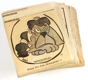 MARMADUKE (1962) - 311 Daily Comics - by BRAD ANDERSON