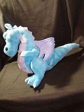 """13"""" Six 6 Flags Rollercoaster Tatsu Dragon Rare Plush Stuffed Animal"""
